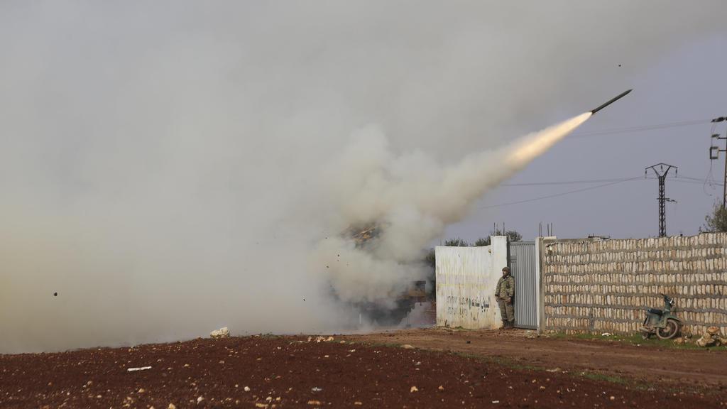 Waffenruhe für Idlib