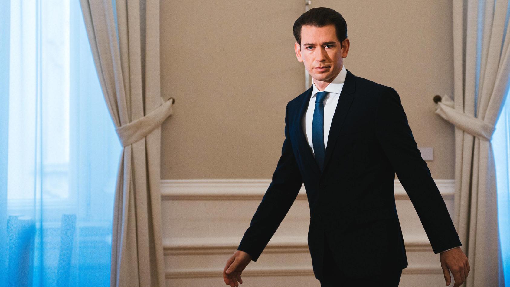 Österreichs Kanzler Sebastian Kurz hat die EU gewarnt.