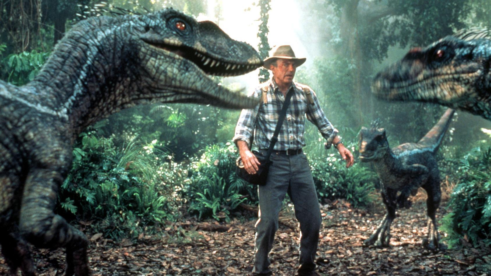 """Wie im Kino könnte es vielleicht bald einen """"Jurassic Park"""" mit echten Dinos geben."""