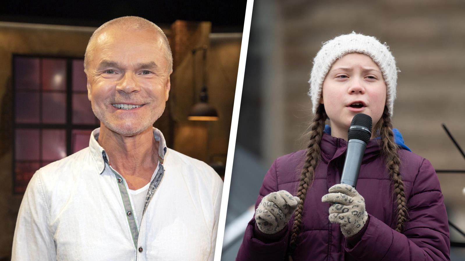 In einem offenen Brief kritisiert Radiomoderator Jürgen Domian die Klimaschützerin Greta Thunberg