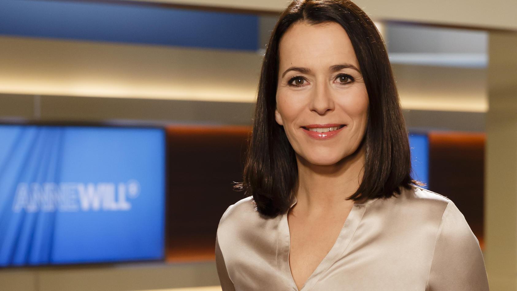ARD-Moderatorin Anne Will.