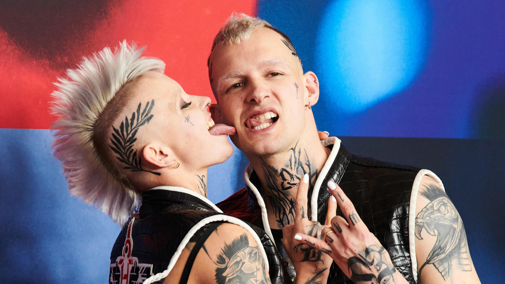 Eric Stehfest und seine Frau Edith leben ihre sexuellen Fantasien aus