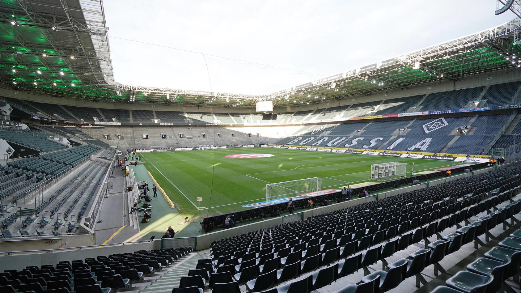 GER, 1. FBL, Borussia Moenchengladbach vs. 1. FC Koeln / 11.03.2020, Borussia Park , Moenchengladbach, GER, 1. FBL, Bor