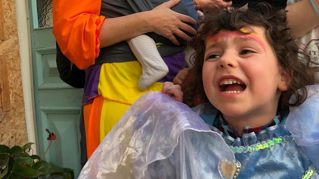 Corona ist das bestimmende Thema, auch in Israel. Die vierjährige Tochter unserer Korrespondentin findet die Auswirkungen nicht immer toll...