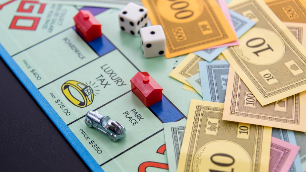 Monopoly-Spiel