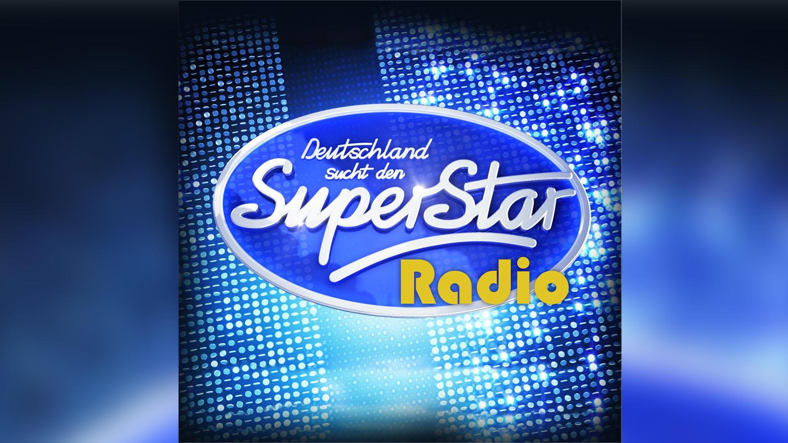 Brandneu: ab sofort gibt es das DSDS- Radio