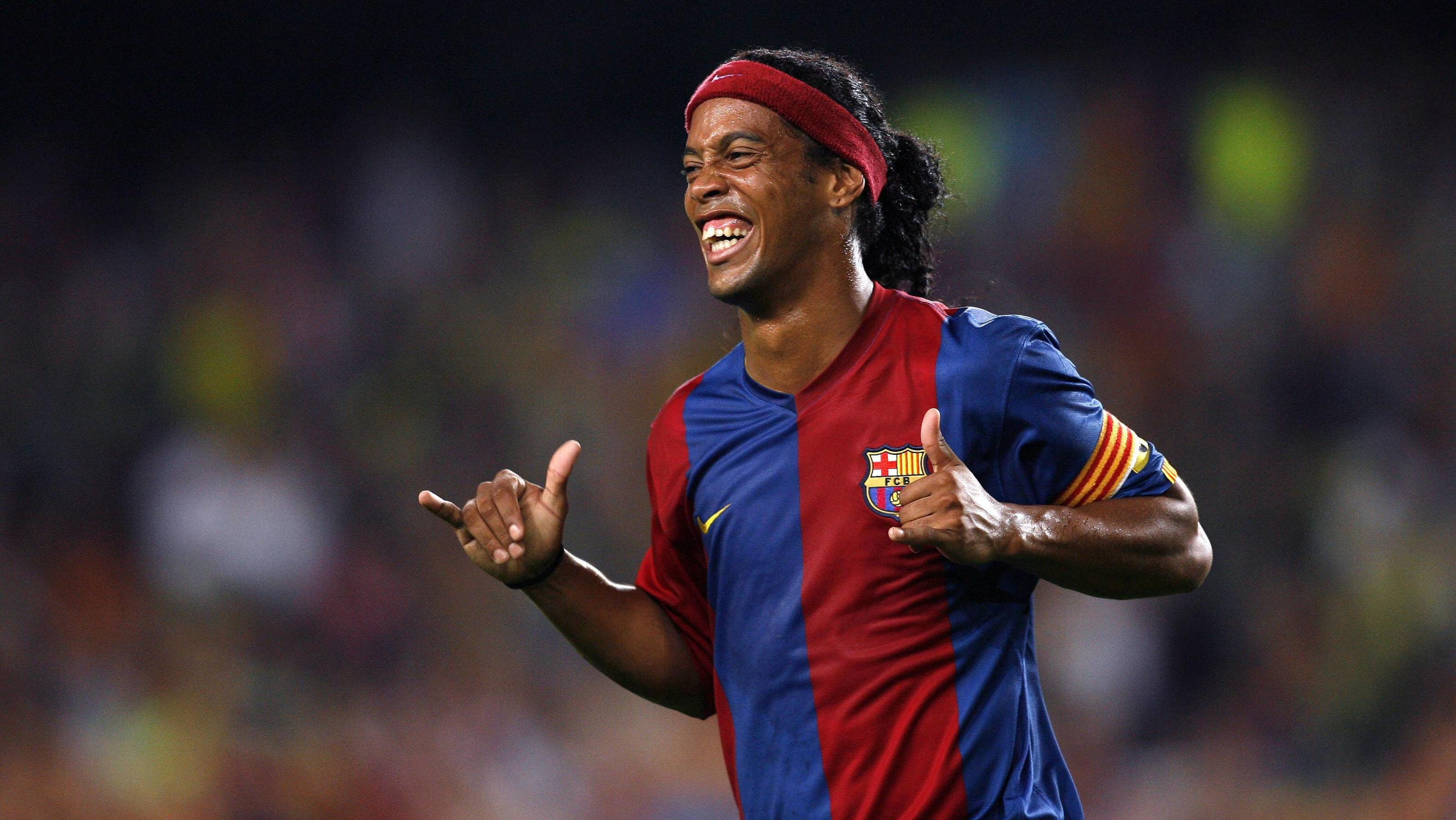 Ronaldinho wird im Knast 40: Erinnerungen an einen Superstar