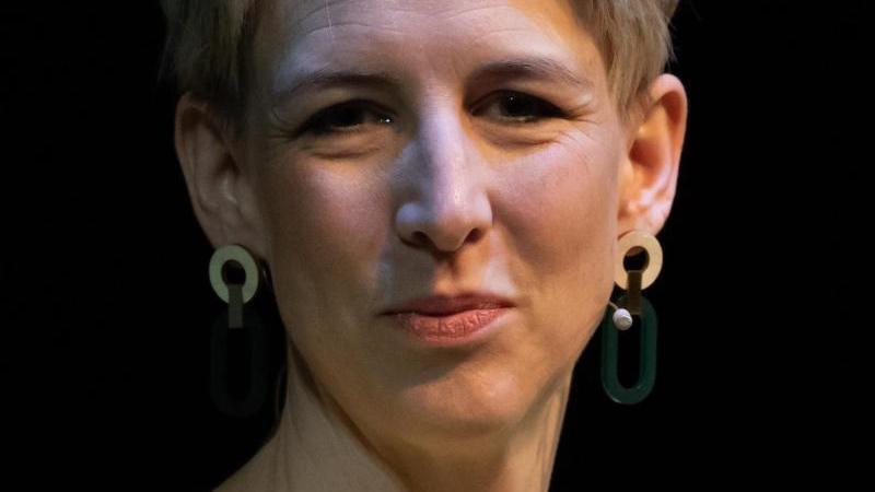 Katrin Habenschaden. Foto: Sven Hoppe/dpa/Archivbild