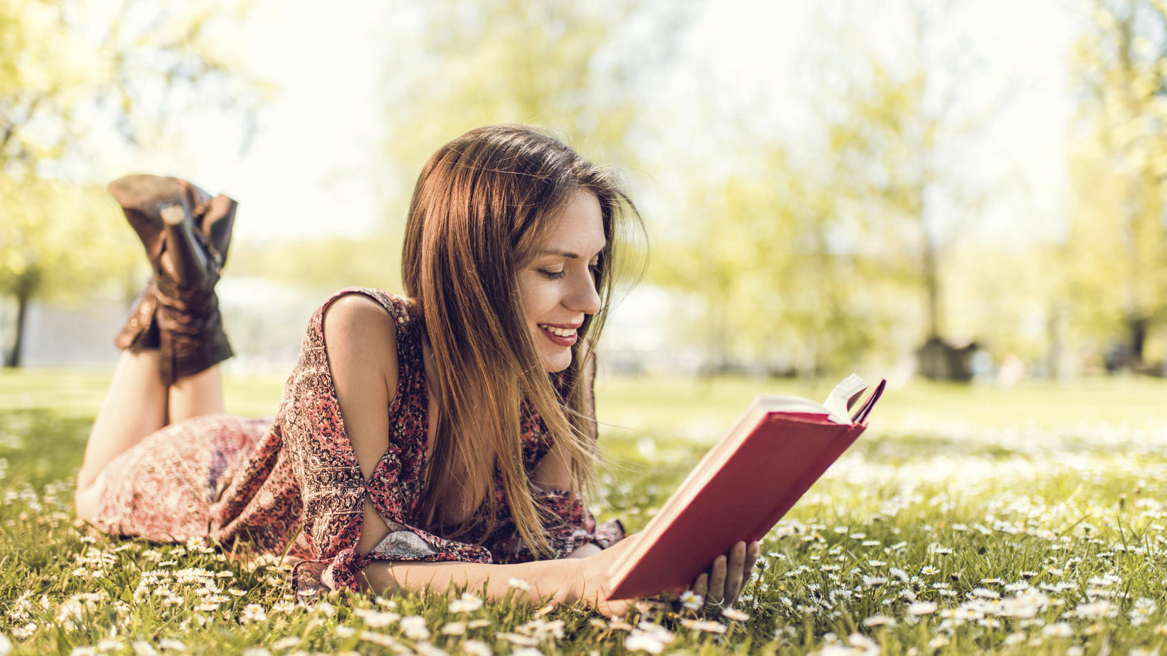 Sommer, Sonne und ein gutes Buch