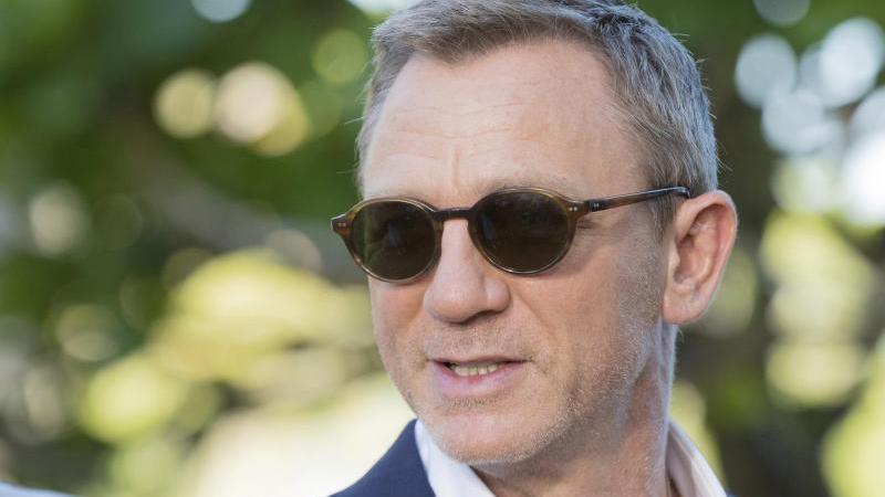 """""""Keine Zeit zu sterben"""" ist der letzte """"James Bond"""" mit Daniel Craig. Foto: Leo Hudson/AP/dpa"""