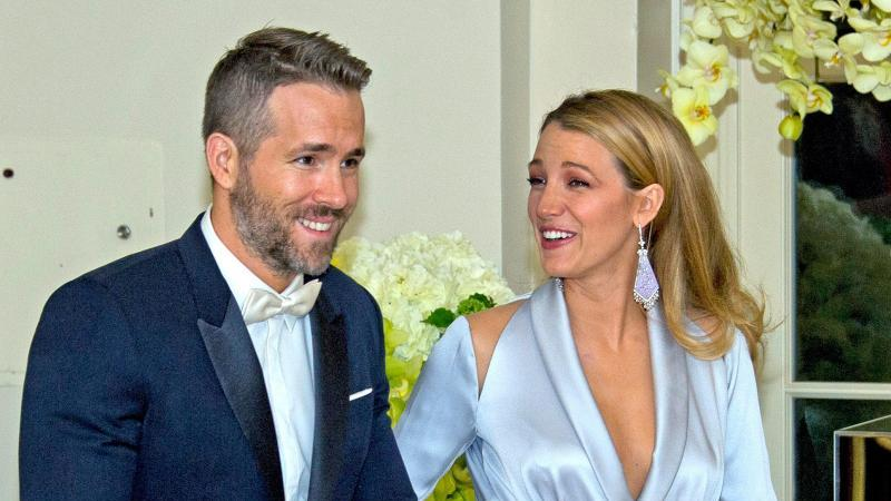 Ryan Reynolds und Blake Lively spenden eine Million Dollar. Foto: Ron Sachs/Pool/ISP/CNP POOL/dpa