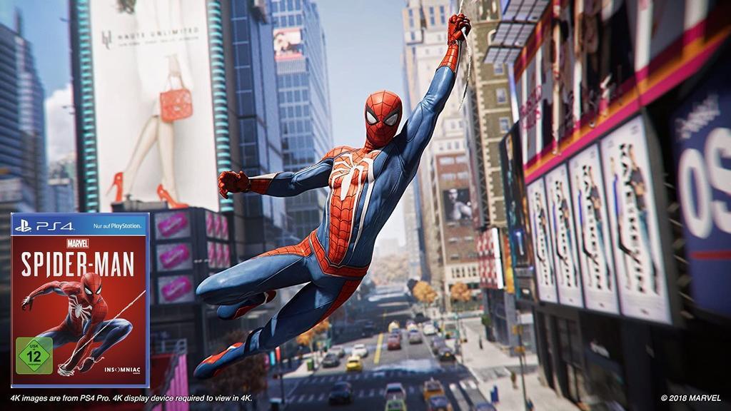 Spider-Man: Die freundliche Spinne aus der Nachbarschaft knöpft sich die Schurken vor.