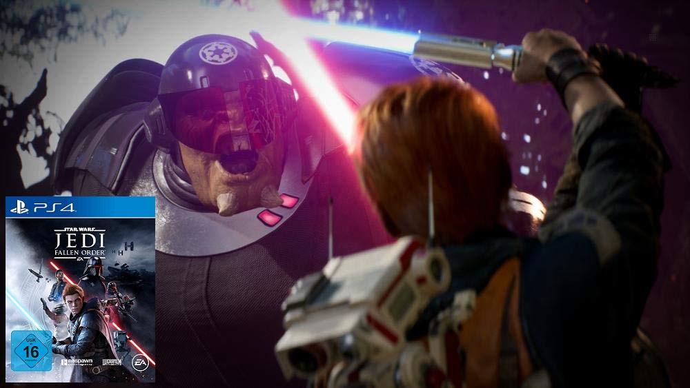 Star Wars Jedi: The Fallen Order: Ein großes Abenteuer in einer weit entfernten Galaxis.