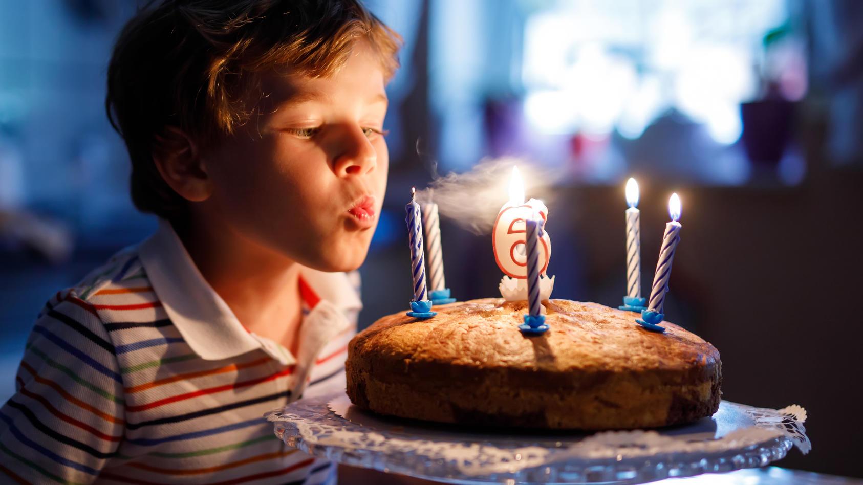 Kindergeburtstag in Zeiten von Corona: Auch ohne Party kann's schön sein. (Symbolfoto)