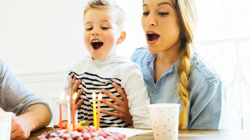 In Corona-Zeiten ist es wichtig, dass Kinder sich geborgen fühlen. Besonders an ihrem Geburtstag