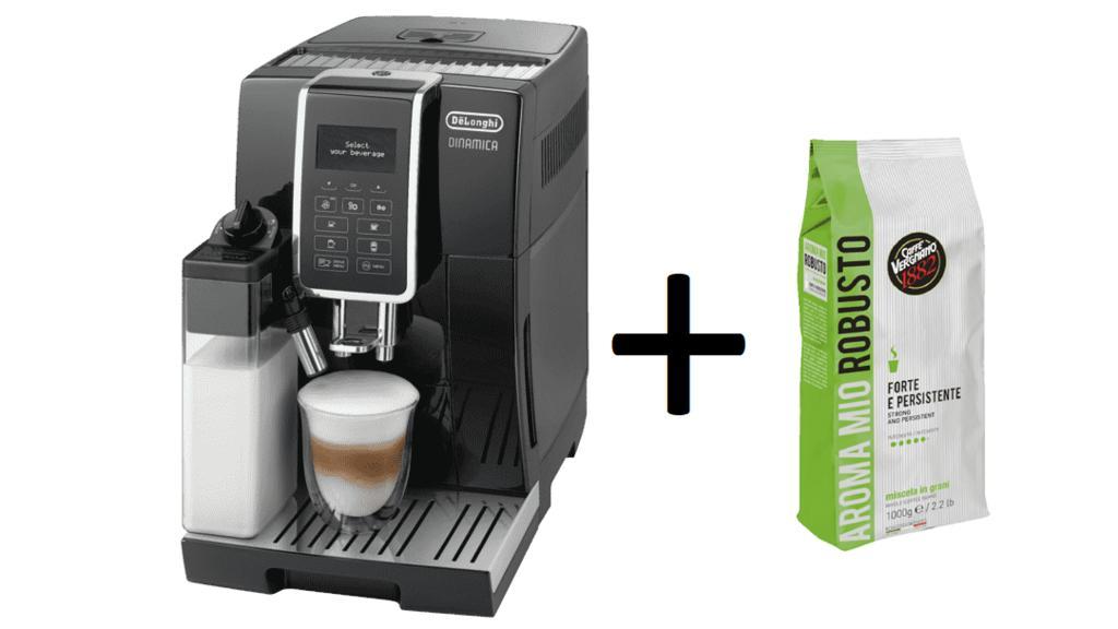 Der Kaffeevollautomat von Delonghi ist gerade bei Media Markt im Angebot.