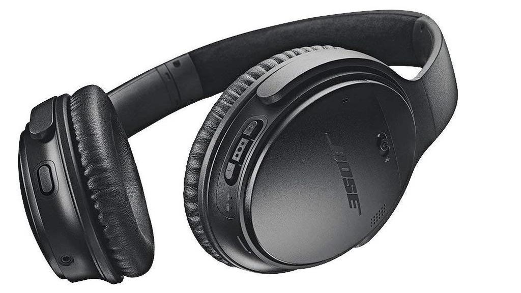 Die Bose QC II gehören zu den besten Kopfhörern mit aktivem Noise Cancelling.