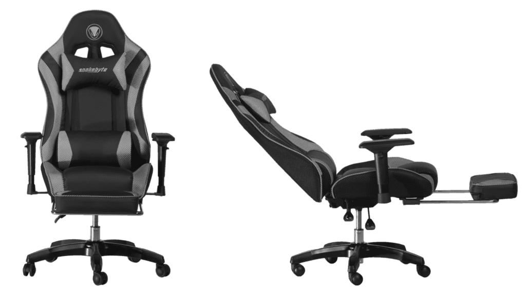 Auf einem Gaming Chair lässt es sich gut zocken und arbeiten.
