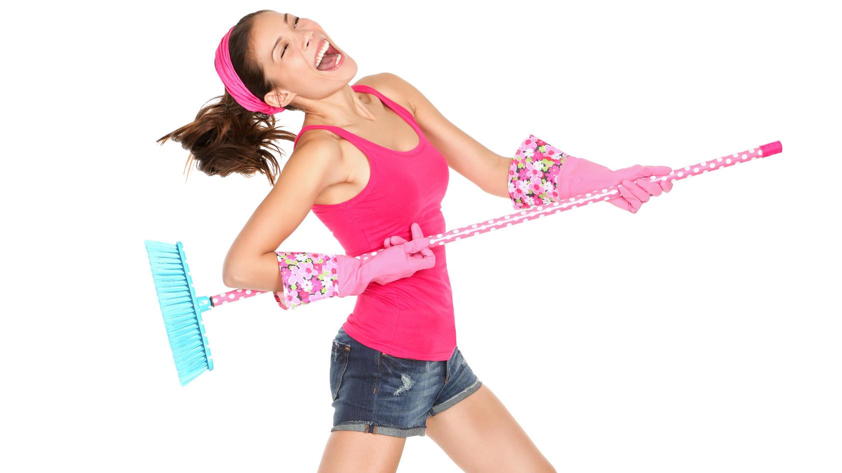 Speed Cleaning - wie kann man schneller saubermachen?