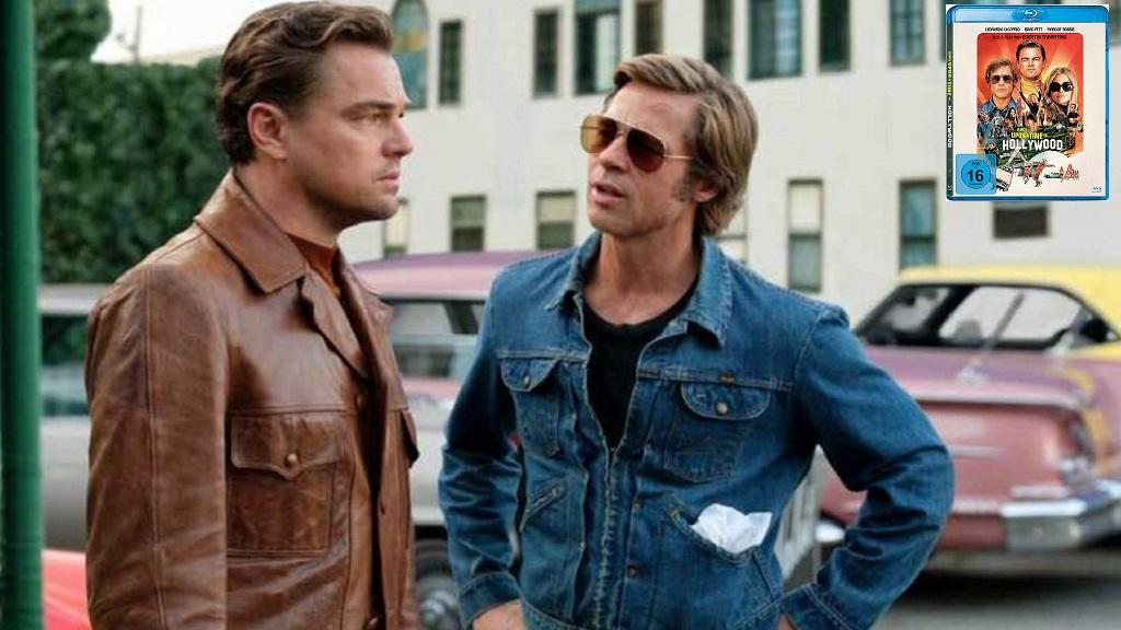 Once Upon a Time in Hollywood ist Tarantinos neuster Streifen.