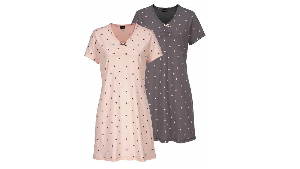 Nachthemden von Viviance Dreams.