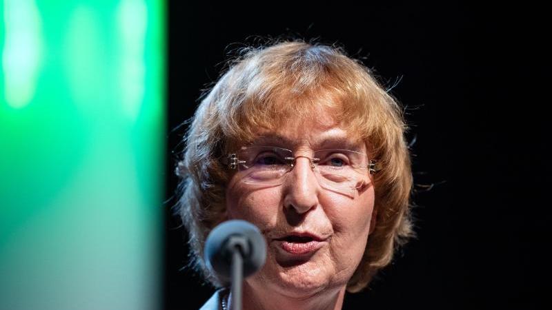 Martina Wenker, Ärztekammerpräsidentin von Niedersachsen. Foto: Guido Kirchner/dpa/Archivbild