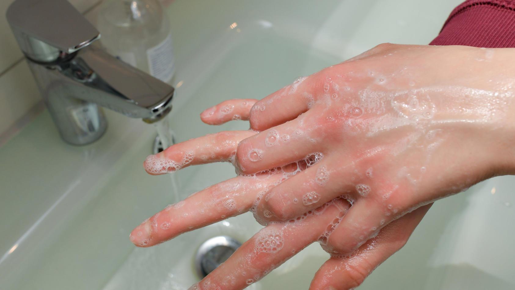 Coronavirus - Hygiene ist jetzt besonders wichtig.