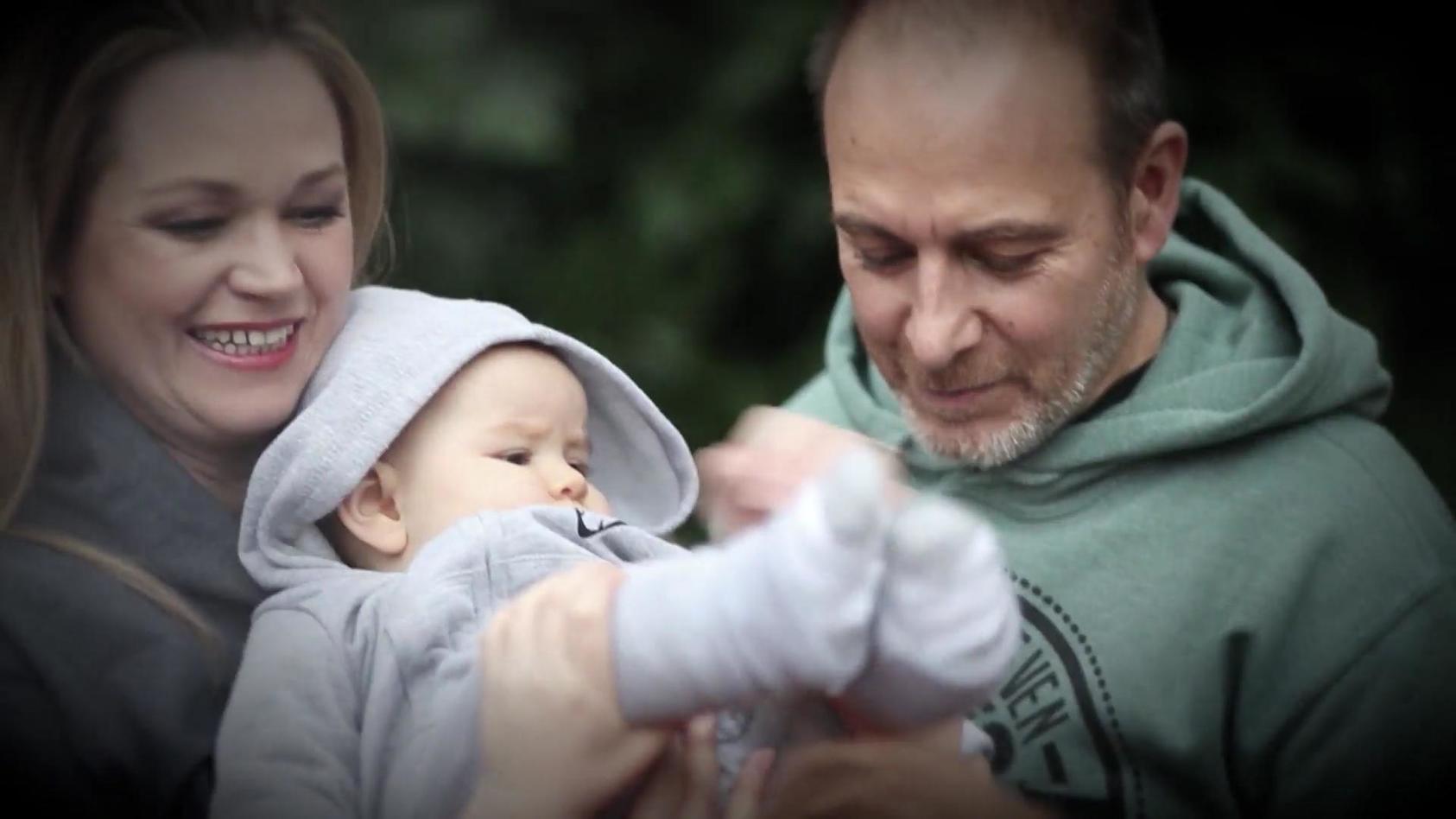 Erdogan Atalay sorgt sich um seine Familie, vor allem Tochter Matilda, die einen Herzfehler hat.
