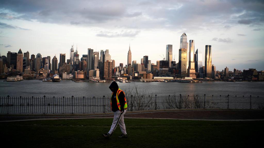 Coronavirus-Ausbruch in New York