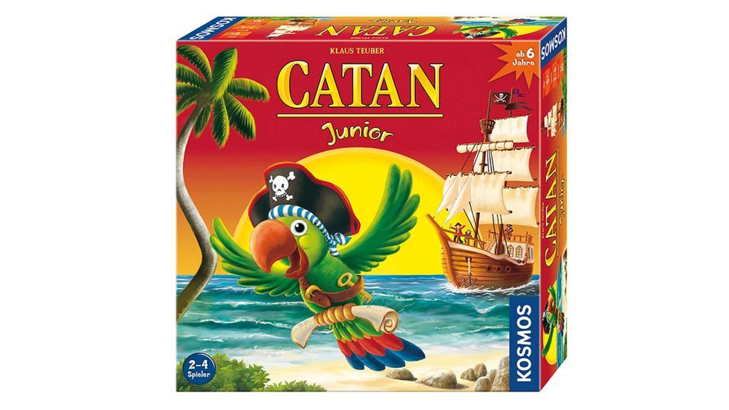 Catan Junior.