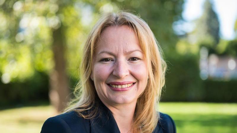 Christine Streichert-Clivot (SPD). Foto: Oliver Dietze/dpa/Archivbild
