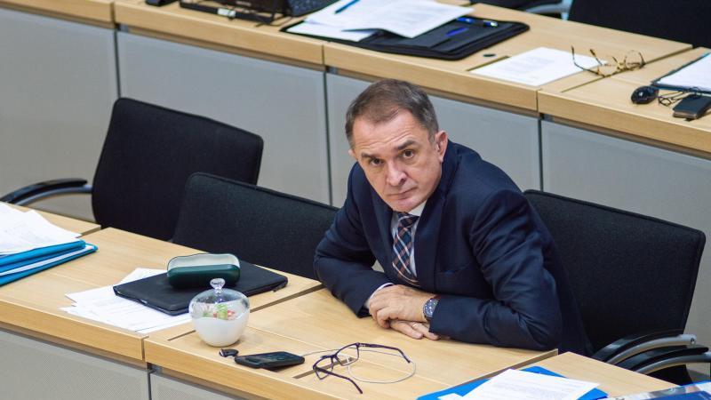 Marco Tullner, der Bildungsminister des Landes Sachsen-Anhalt. Foto: Klaus-Dietmar Gabbert/dpa-Zentralbild/dpa/Archivbild