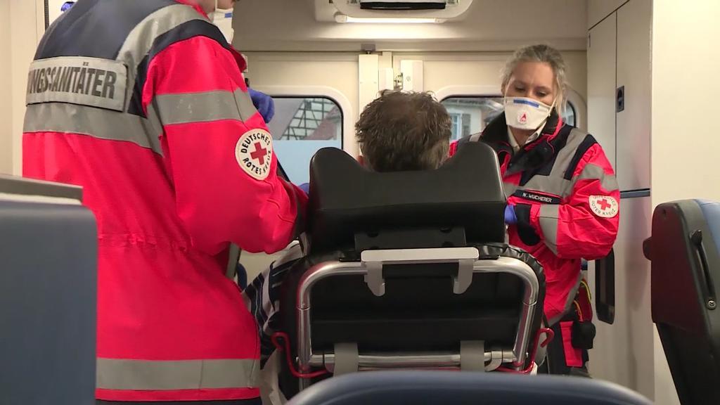 Nicole Wucherer ist Rettungsassistentin in Filderstadt