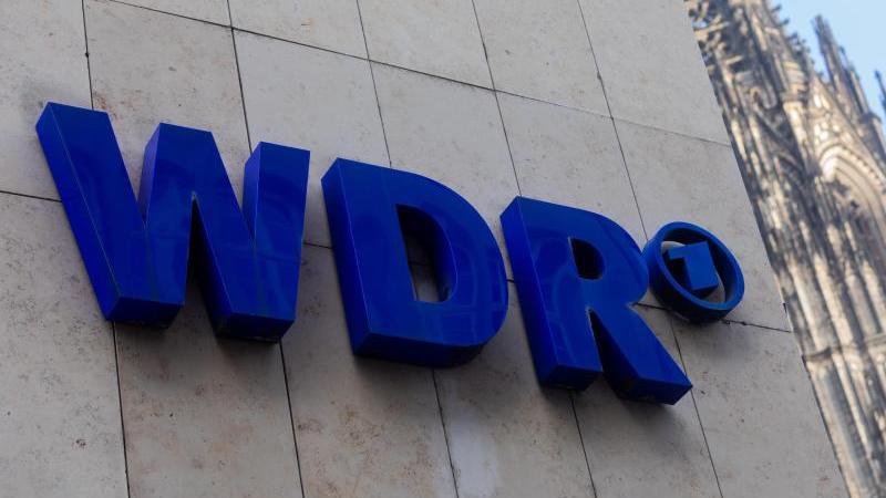 Blick auf ein Gebäude des Westdeutschen Rundfunk (WDR). Foto: Rolf Vennenbernd/dpa/Archivbild