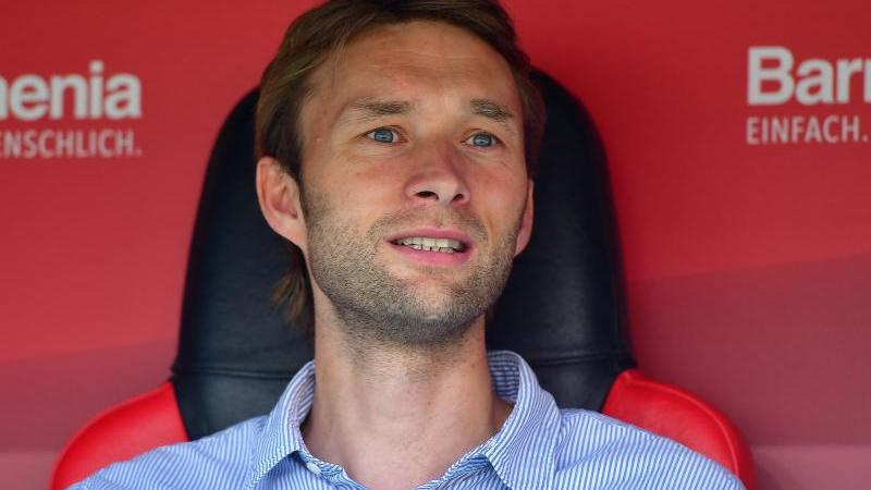 Simon Rolfes, Sportdirektor von Bayer 04 Leverkusen. Foto: Revierfoto/dpa/Archivbild