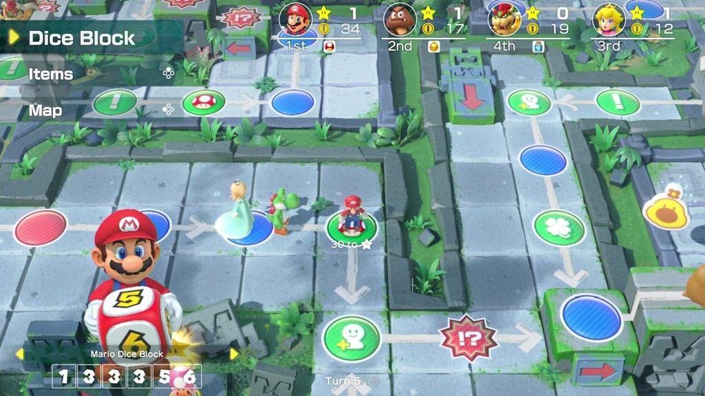 Mario Party für Nintendo Switch