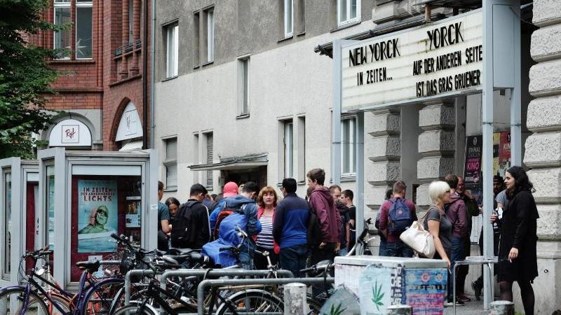Das Yorck-Kino, aufgenommen in der Yorckstraße in Kreuzberg. Foto: Jens Kalaene/dpa-Zentralbild/dpa