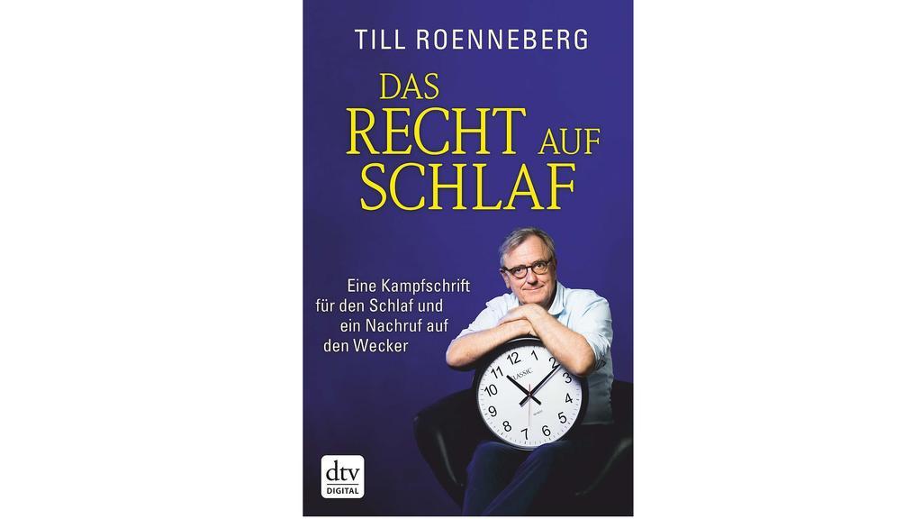 Till Rönnebergs Buch dreht sich um das Thema Schlaf.