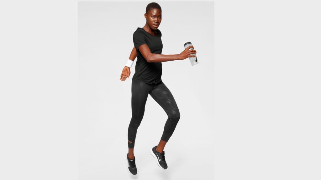 7/8 Lauftights von Nike.