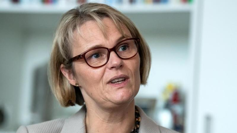 Anja Karliczek (CDU), Bundesministerin für Bildung. Foto: Bernd von Jutrczenka/dpa/Archivbild