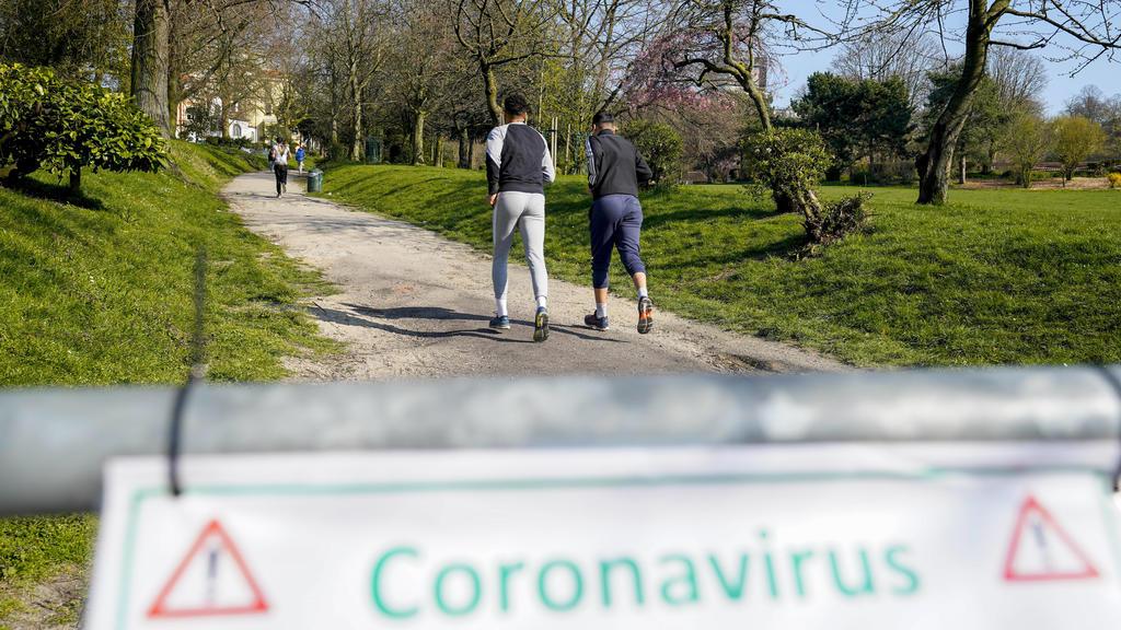 Halten sich die Menschen auch weiterhin an die Corona-Regeln