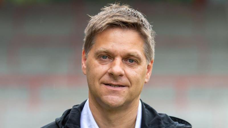 Geschäftsführer Sport des 1.FC Union Berlin Oliver Ruhnert. Foto: Andreas Gora/dpa/Archivbild