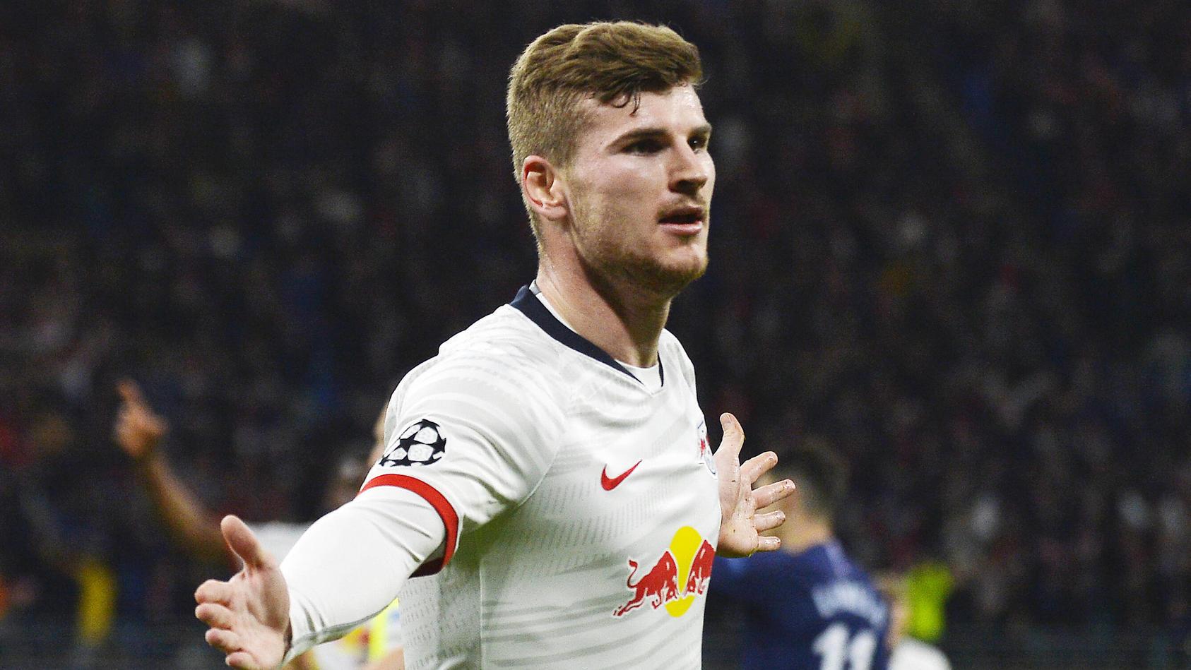 Fußball Champions League, Achtelfinale, Rückspiel, Saison 2019/2020, RB Leipzig vs. Tottenham Hotspur FC (10.03.2020) Ti