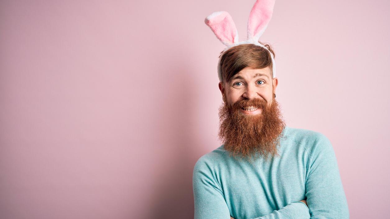 Über coole Ostergeschenke freuen sich auch Männer