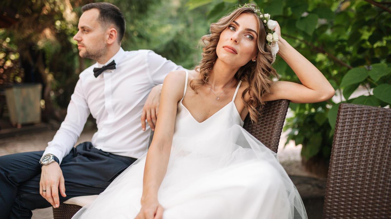 Vielen Paaren macht die Corona-Krise einen Strich durch die Hochzeitsrechnung.