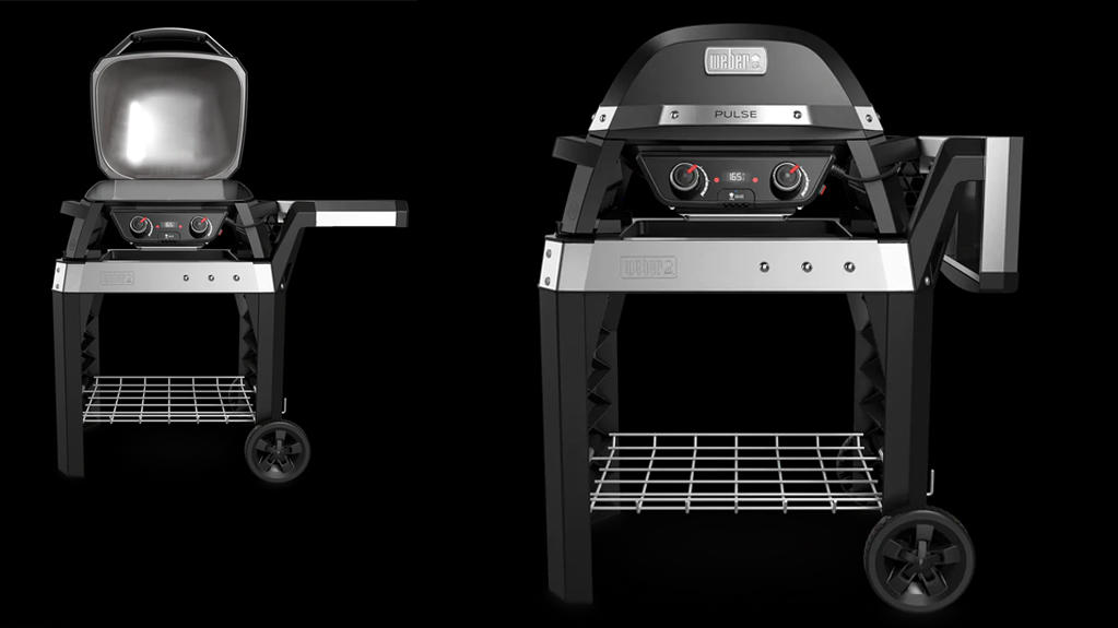 Weber-Grill.