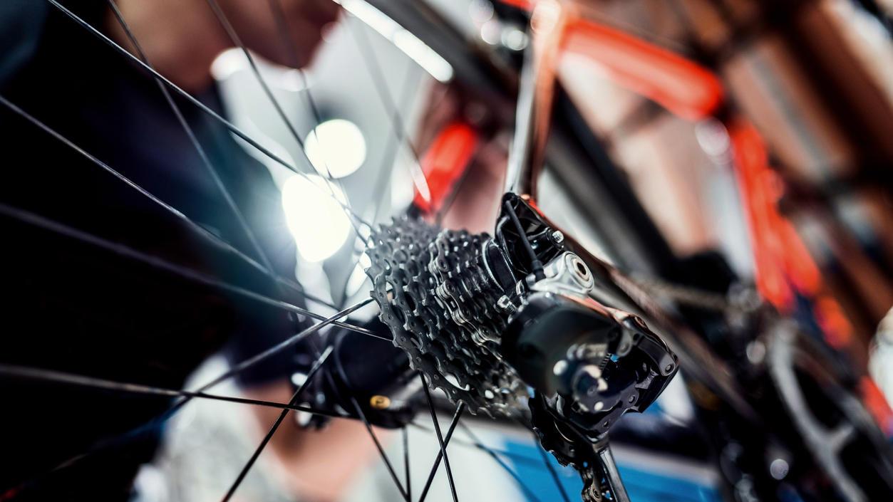 Gewicht verlieren Fahrrad pendeln