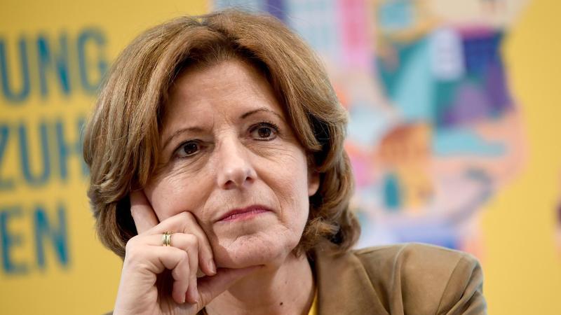 Malu Dreyer (SPD), Ministerpräsidentin von Rheinland-Pfalz. Foto: Britta Pedersen/dpa-Zentralbild/dpa/Archivbild