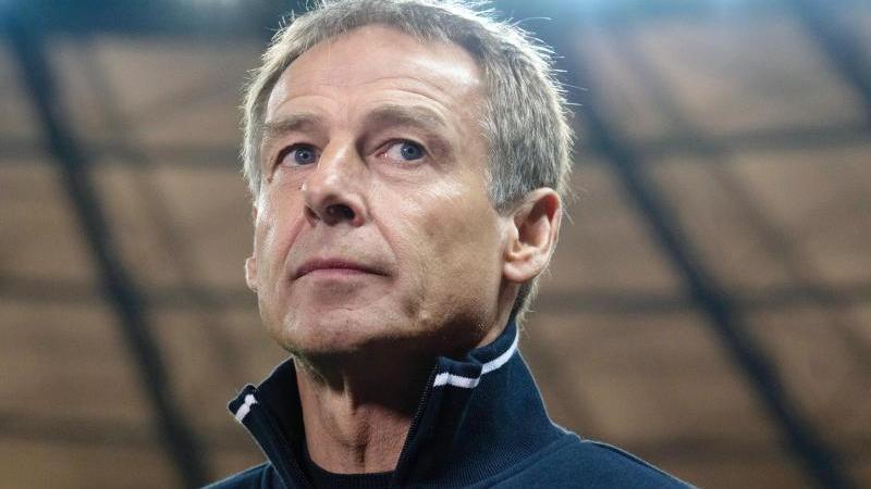 Jürgen Klinsmann. Foto: Soeren Stache/dpa-Zentralbild/dpa/Archivbild