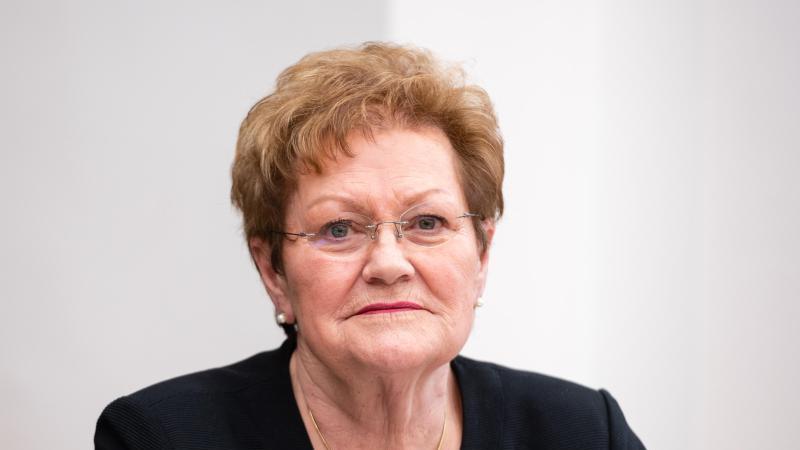 Monika Bachmann (CDU), saarländische Gesundheitsministerin. Foto: Oliver Dietze/dpa/Archivbild